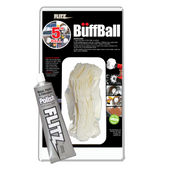 "Buff Ball | Available in 2"", 5"", and 7"" (all come w/ FREE 1.76oz Paste Polish)"