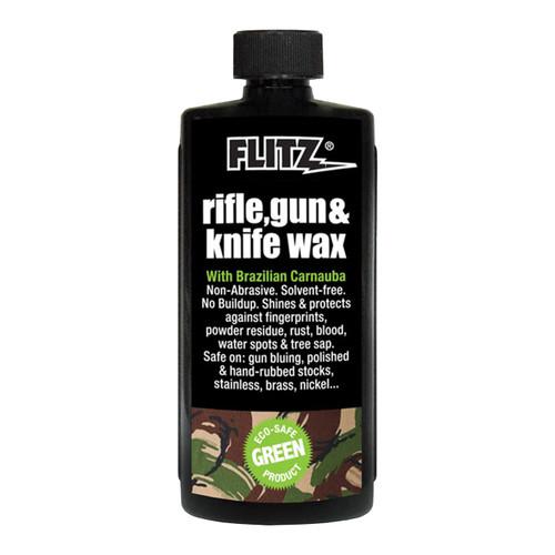 Flitz Rifle, Gun & Knife Wax
