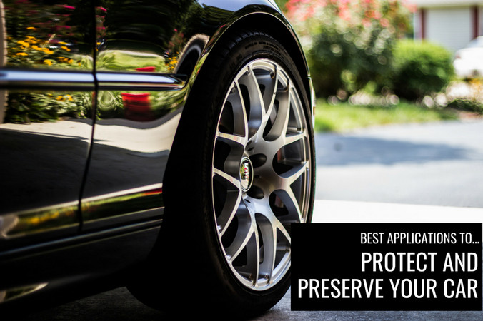 Best Ways to Preserve Your Car's Exterior