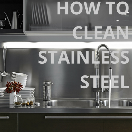 How To Clean Stainless Steel Appliances   Flitz Premium Polishes