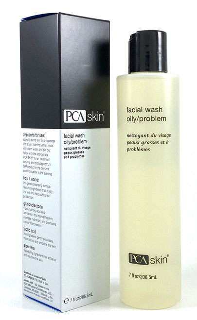 PCA SKIN Facial Wash Oily/Problem Skin - 7 Oz.
