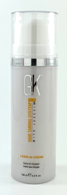 Global Keratin Leave-In Conditioning Cream - 4.4 Oz.