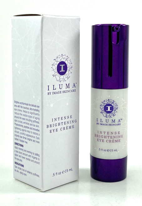 Image Skincare Iluma Intense Brightening Eye Crème - 0.5 Oz.
