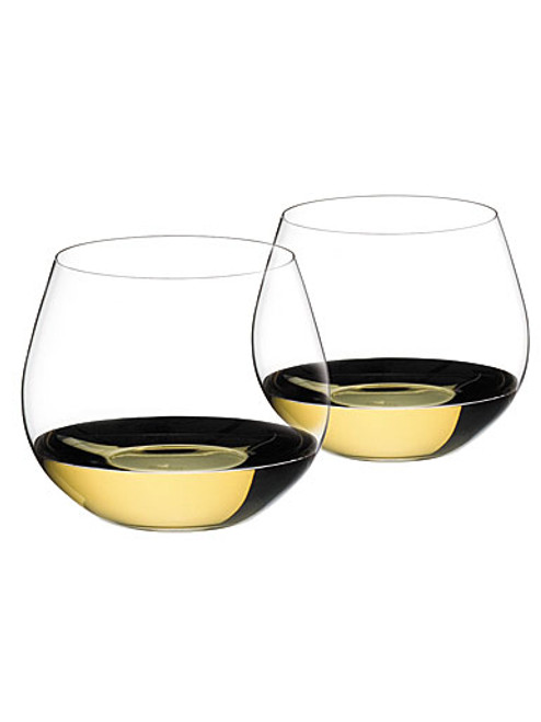 Riedel The O Wine Tumbler Glasses, Oaked Chardonnay - Set of 2