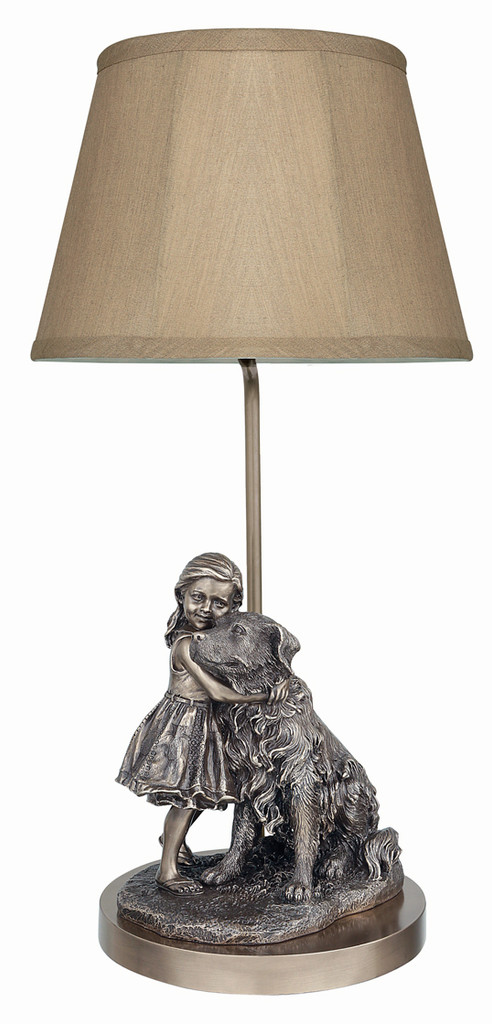 Puppy Love Lamp - PP011L (PP011L)