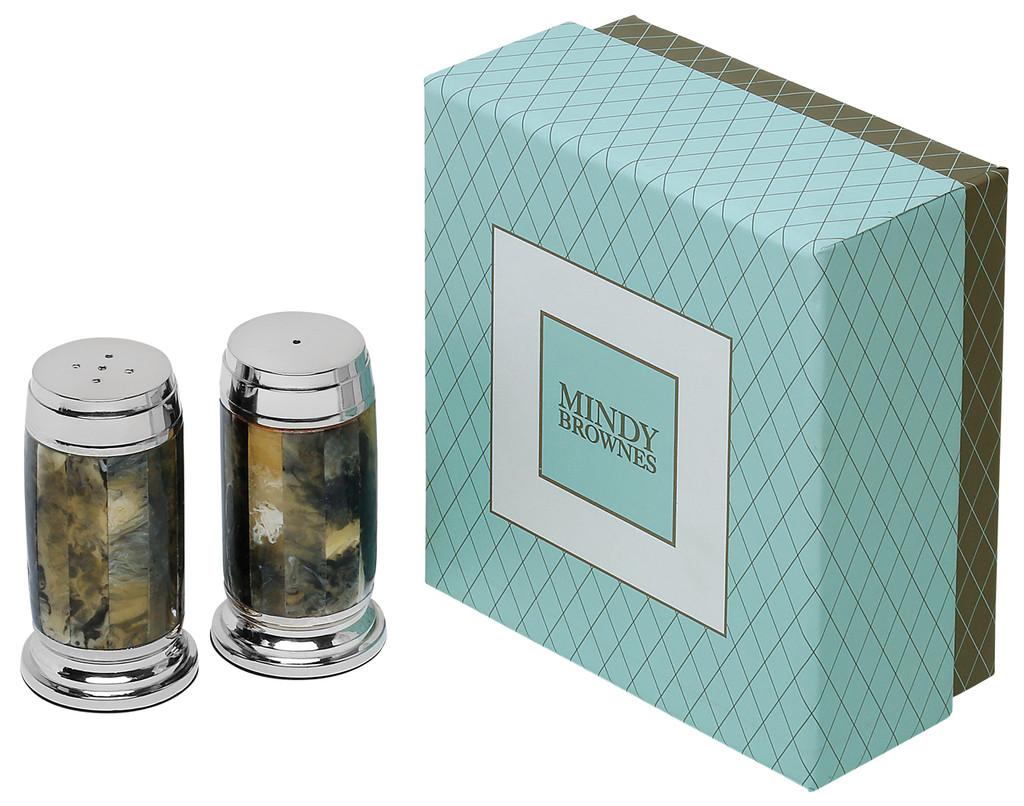 Nisha Salt & Pepper Set - MC020