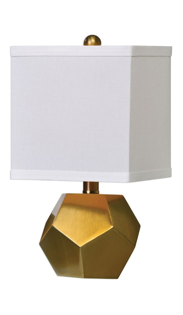 Pentagon Cubes Lamp Set of 2 - 29228-2