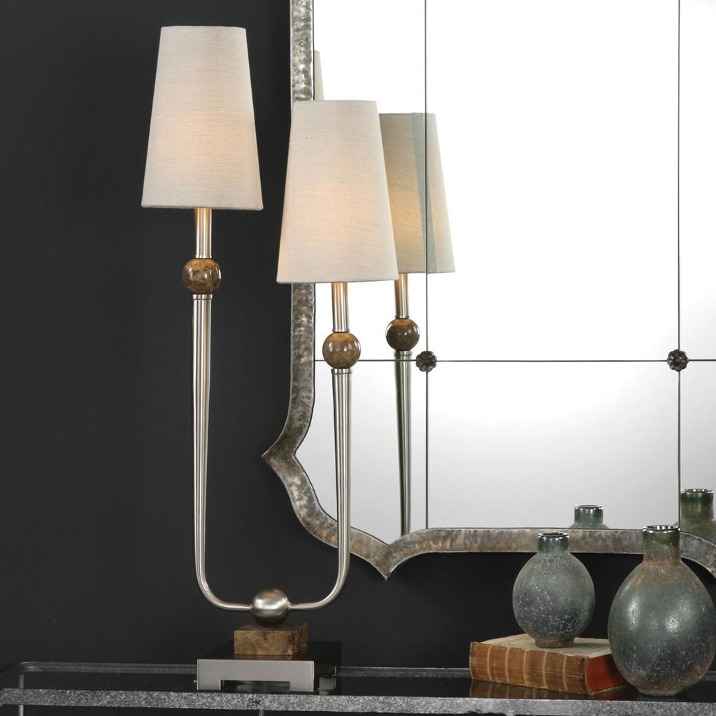 Claret Lamp - 29376-1