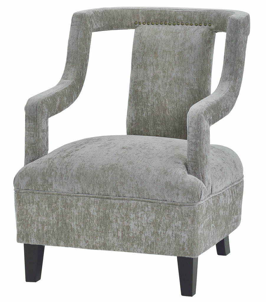 Kelsey Armchair - Grey- MB010