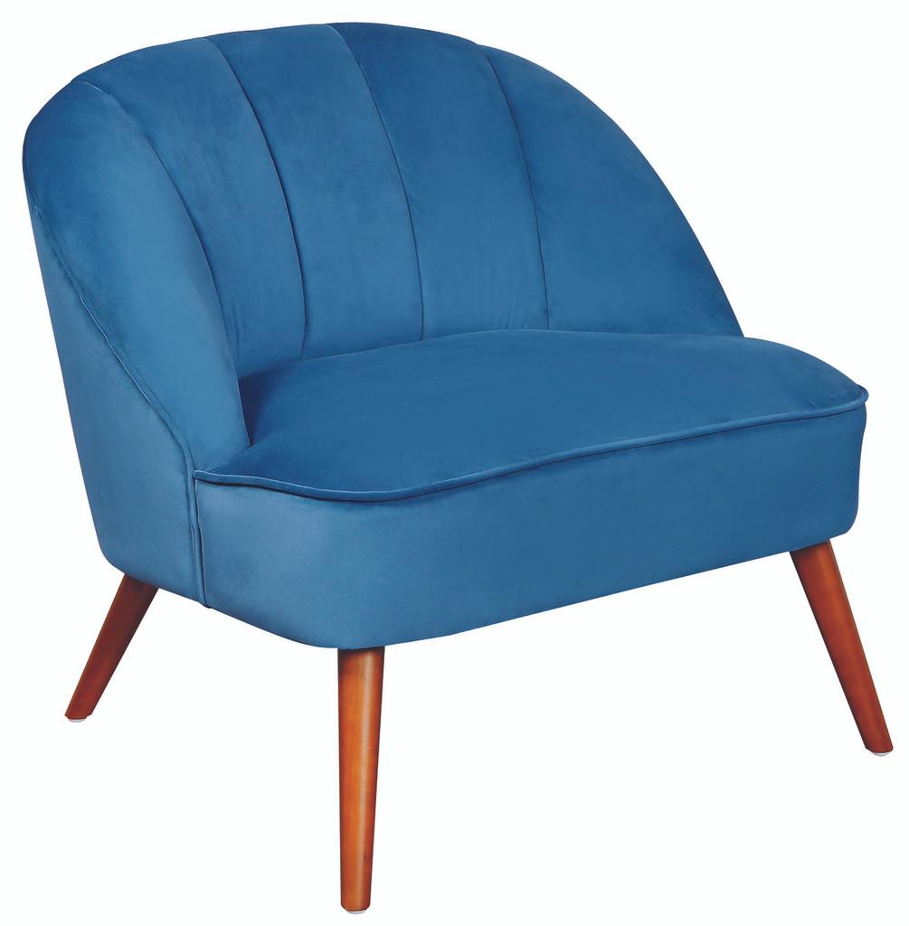 Vannes 1 Seater Blue - HLI004