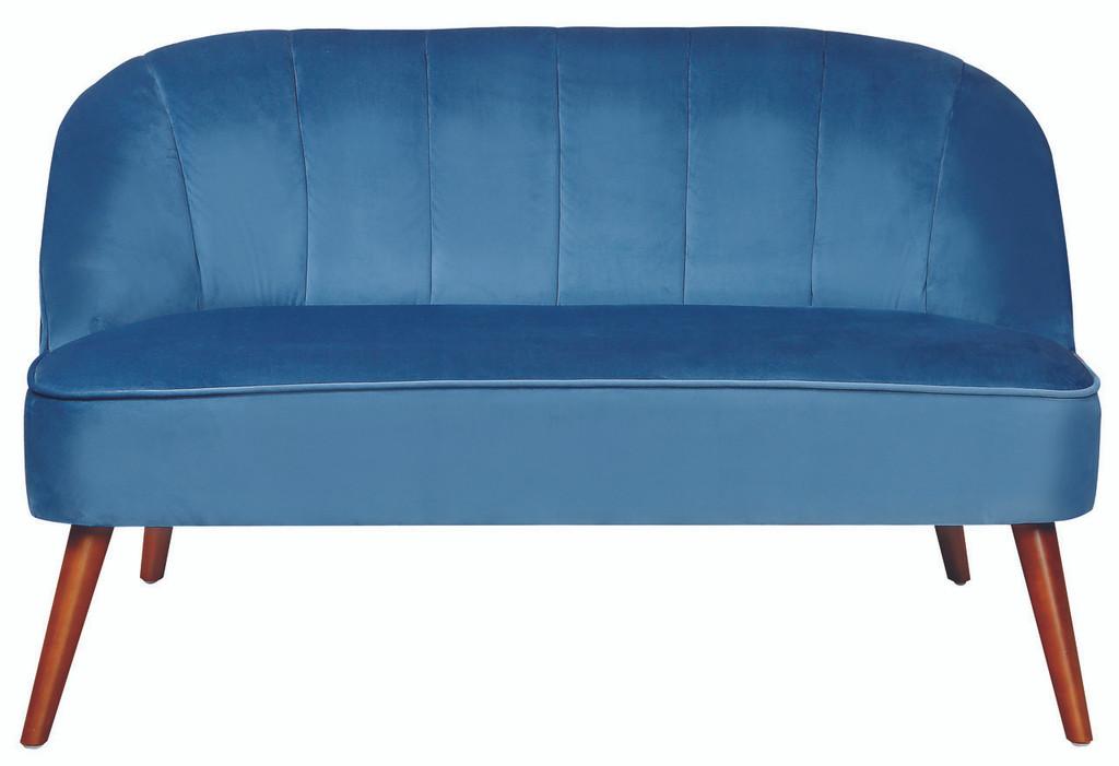 Vannes 2 Seater Blue - HLI008