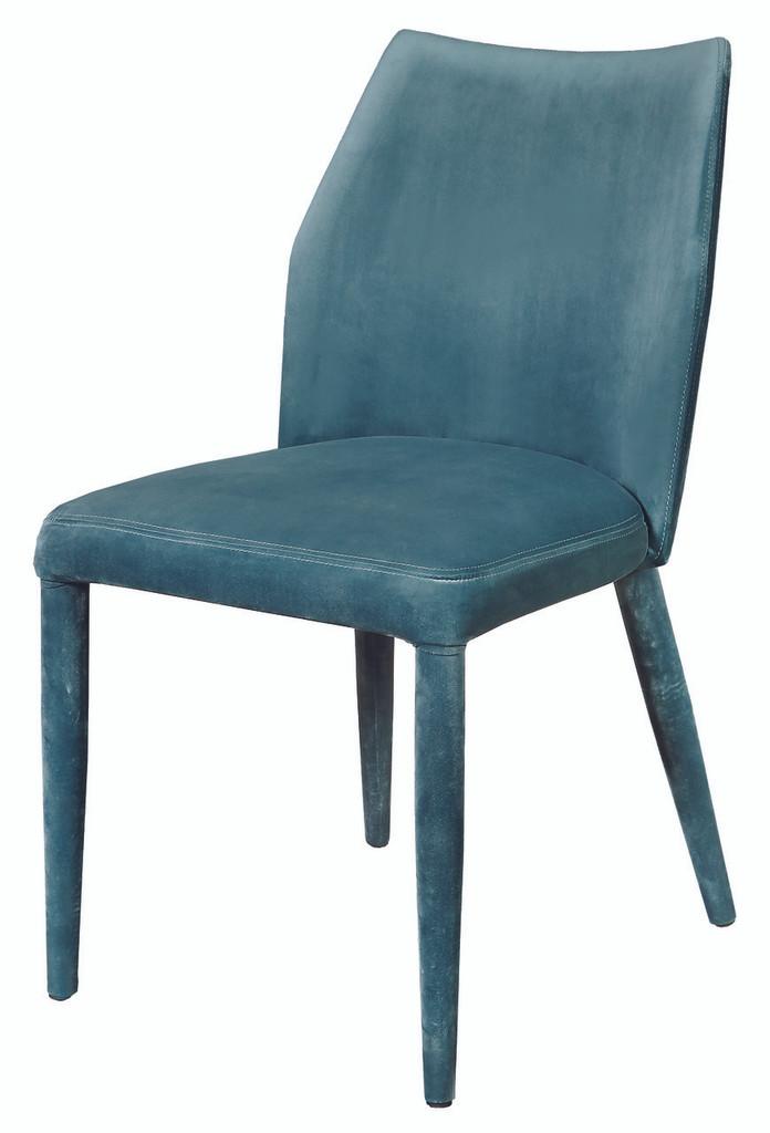 Strasbourg Dining Chair - Light Blue - EHM004