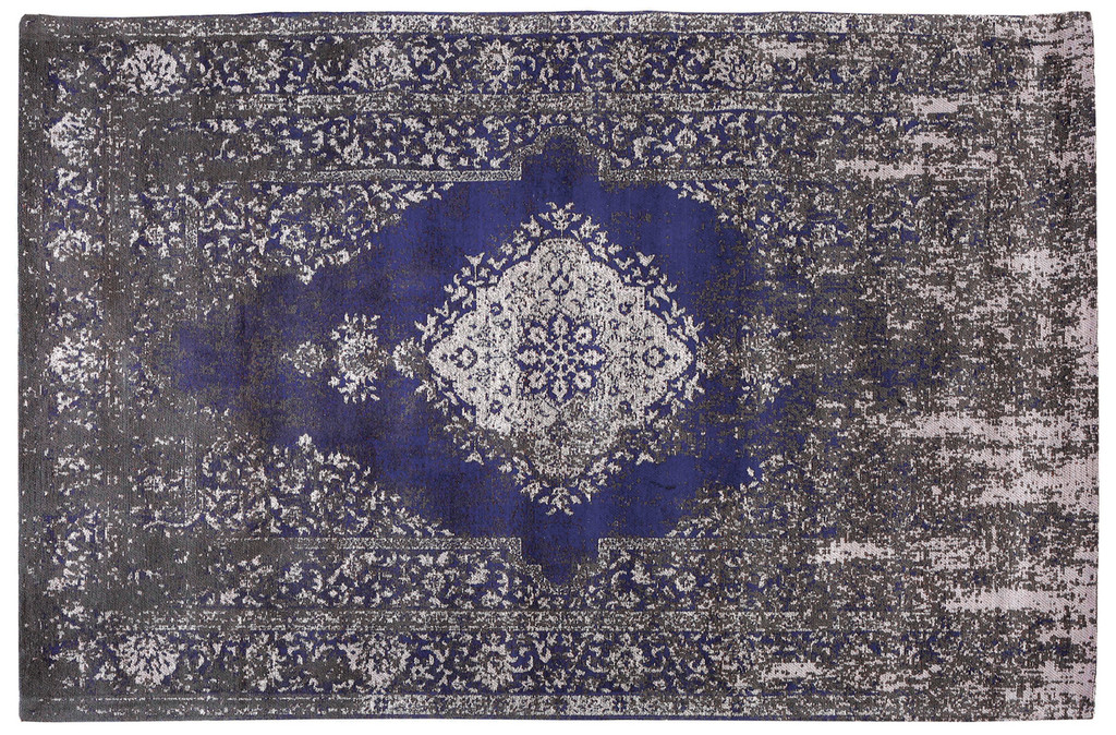 Jacquard Woven Rug Blue - RC001 No return or exchange on floor rugs