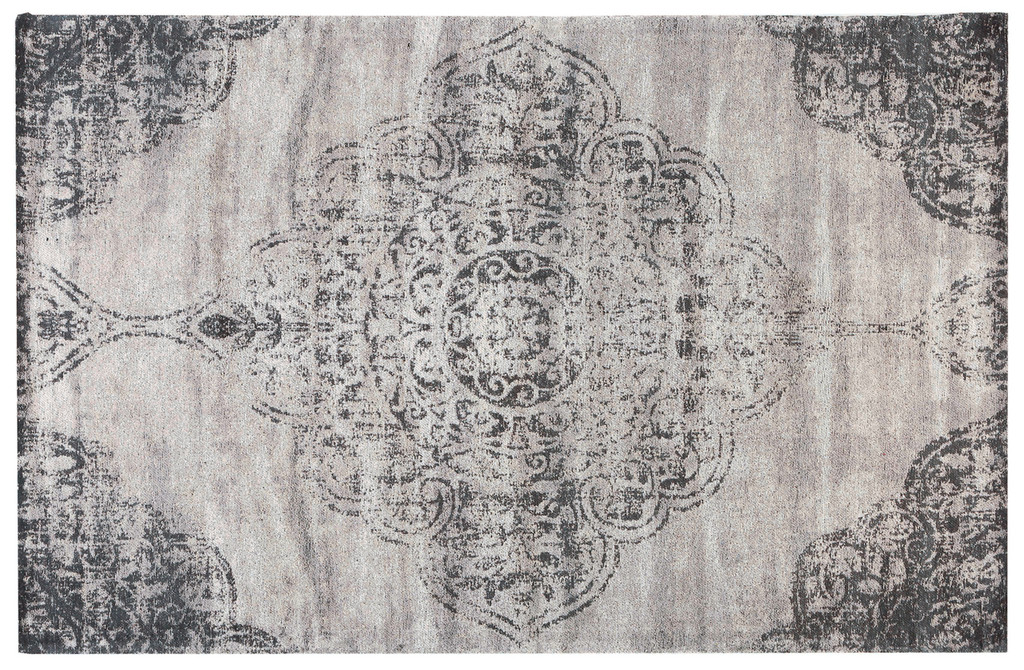 Jacquard Woven Rug Grey - RC005 No return or exchange on floor rugs