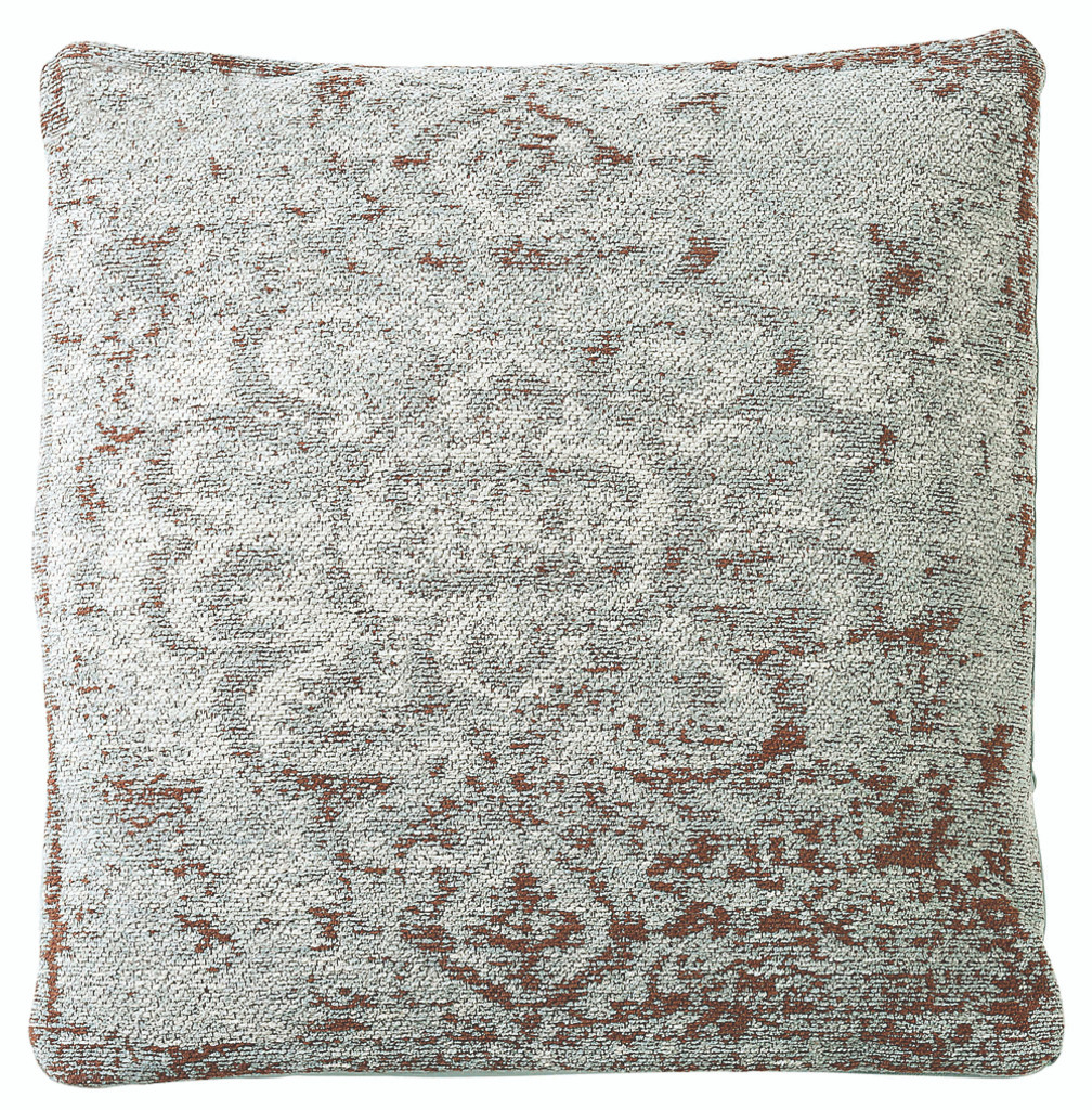 Jacquard Woven Cushion Light Green - RC030