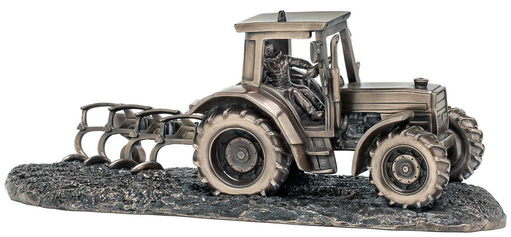 Tractor & Plough (RR034)