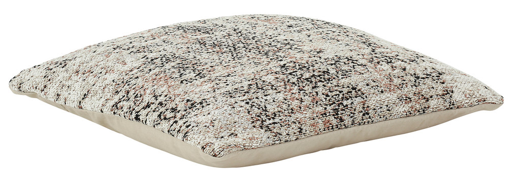 Jacquard Woven Cushion Beige/ Grey - RC032 Set of 2
