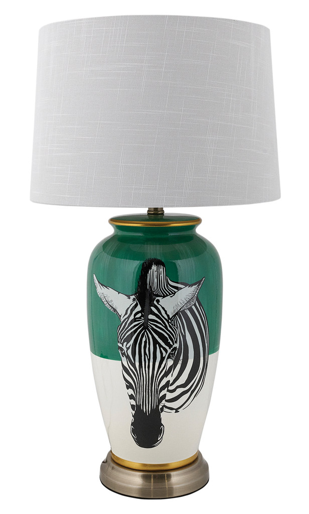 Zebra Lamp (MY075)