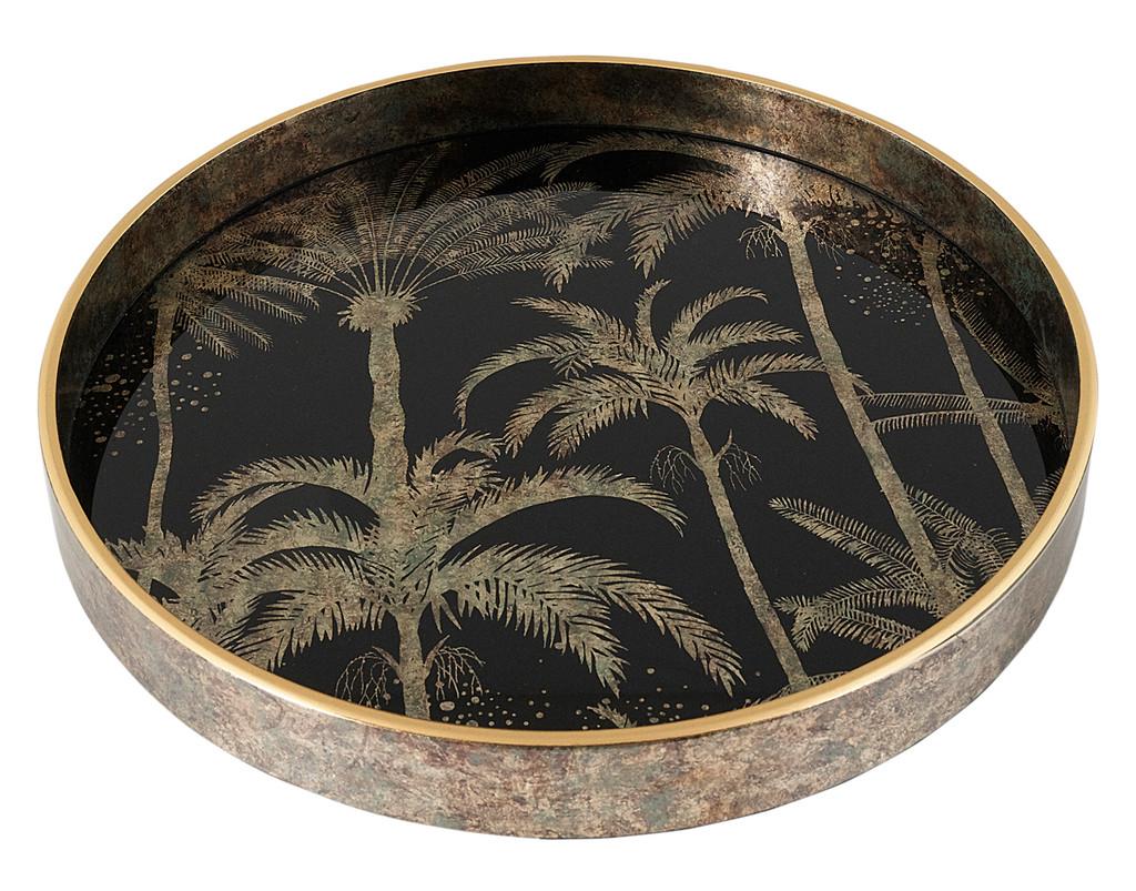 Palm Tree Tray (FCH024)