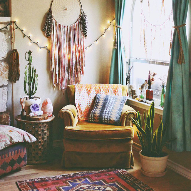 Get the Look Series - Boho Chic