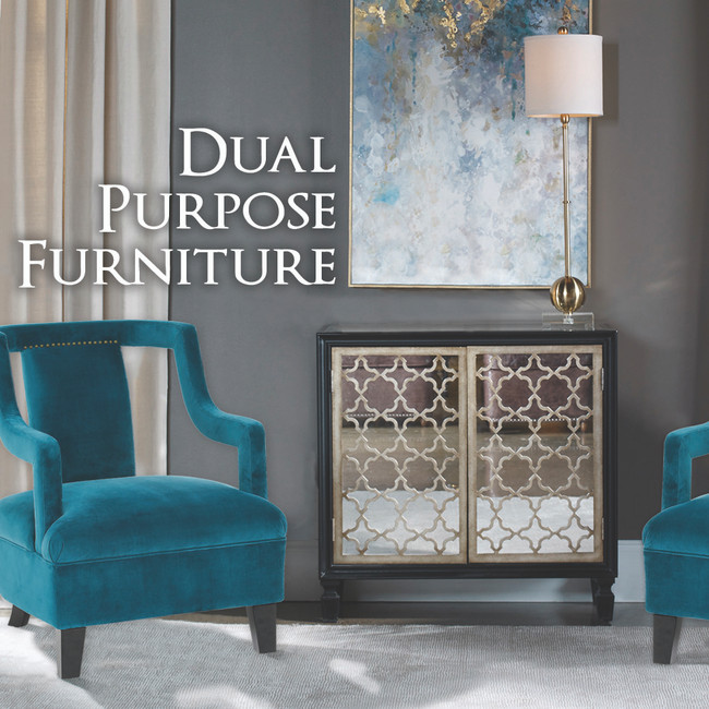 Dual Purpose Furniture