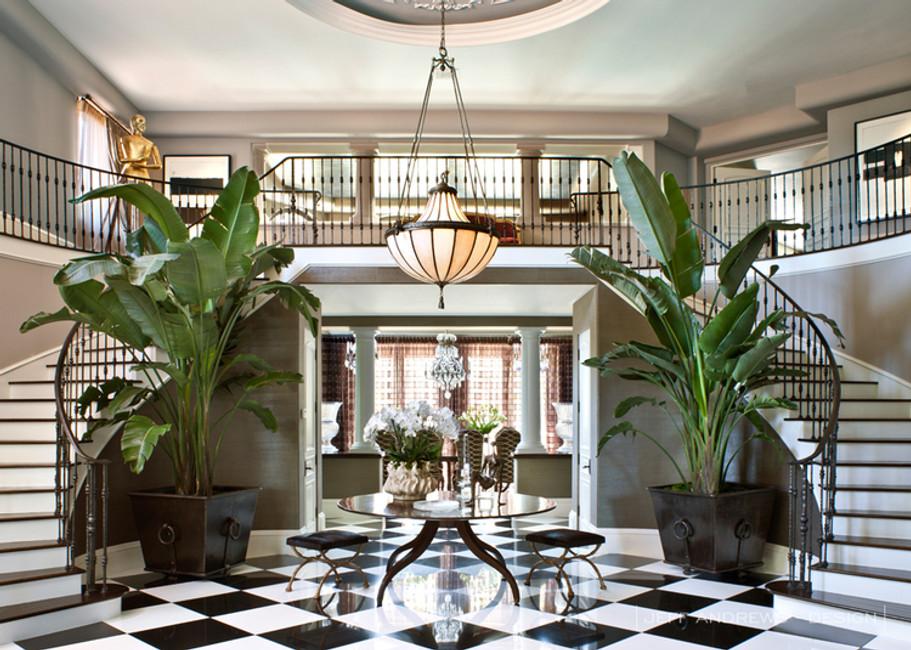 Art Deco Inspired Interiors