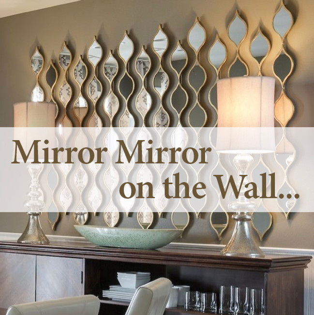 Mirror Mirror on the Wall Who's the Most Creative of them All ???