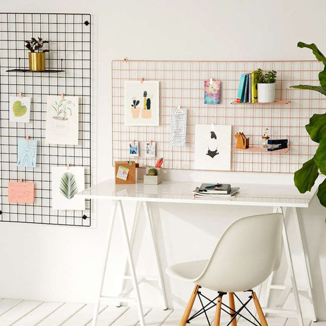 5 Tips to Create a Pretty Desk Area