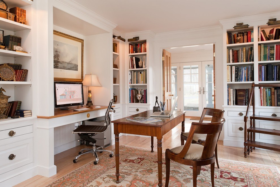 Designing the Perfect Home Office