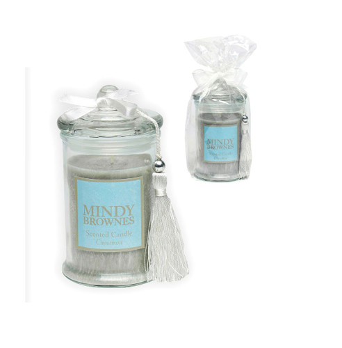 Mindy Brownes Christmas Candle DT004