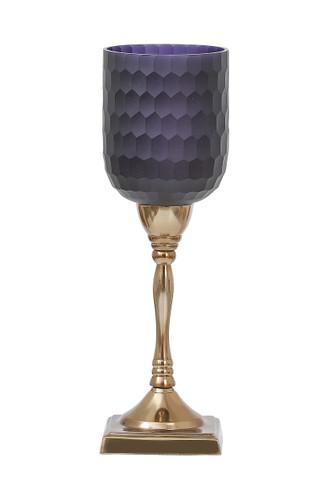Mia Votive Purple - SR055
