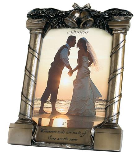 "Wedding Frame - 5 x 7"" - JJ062"
