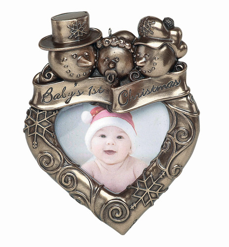 Baby's First Christmas Frame - KK041