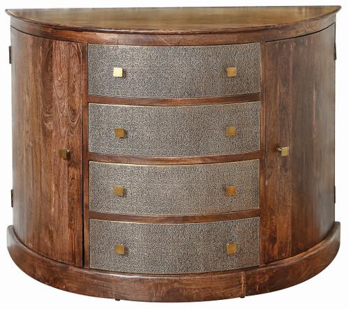 Mountpellier 4 Drawer / 2 Door Cabinet - IFH005