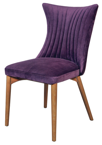 Moulins Dining Chair Purple - EHM006