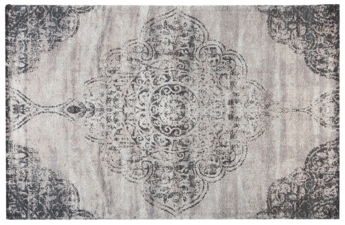 Jacquard Woven Rug Grey - RC006 No return or exchange on floor rugs