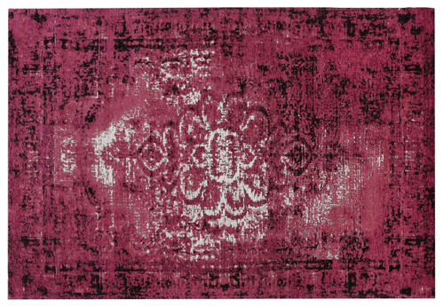 Jacquard Woven Rug Red - RC010 No return or exchange on floor rugs