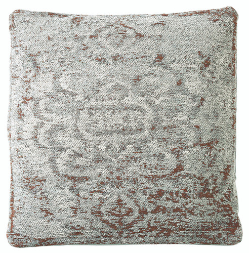 Jacquard Woven Cushion Light Green - RC030 Set of 2