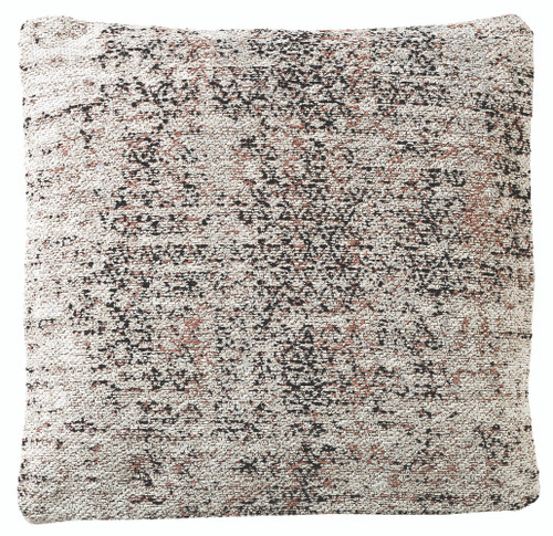 Jacquard Woven Cushion Beige/ Grey - RC032 Set of 2