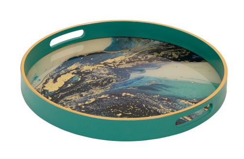 Serving Tray - Marine Wonder - FCH012
