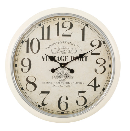 Vintage Port Clock (MHA001)