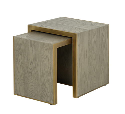 Lincoln Side Table Set / 2 (SH011)