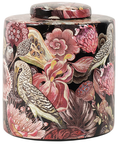 "Parrot 9"" Jar (MY080)"