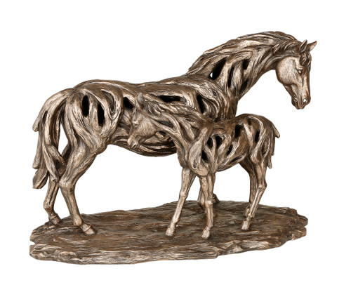 Driftwood Mare & Foal (SS014)