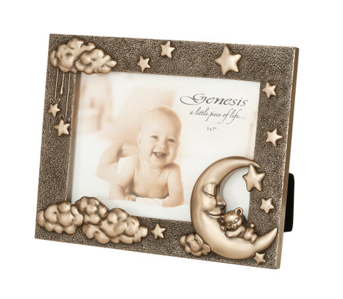 Moon and Teddy Picture Frame (7*5) SS025