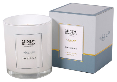 Fresh Linen Candle (MBC03)