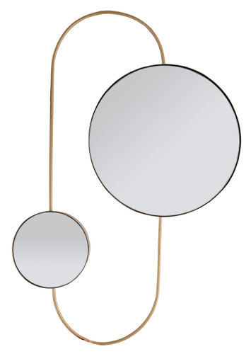 Ophelia Round Mirror (FY006)