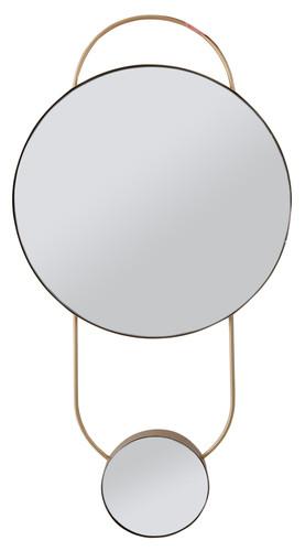 Ophelia Round Mirror 2  (FY007)