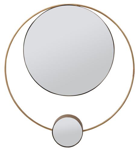 Opheila Round Mirror 3 (FY008)