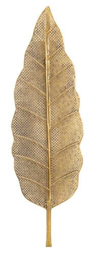 Leaf Wall Sculpture Set / 2 ( FUZ043)